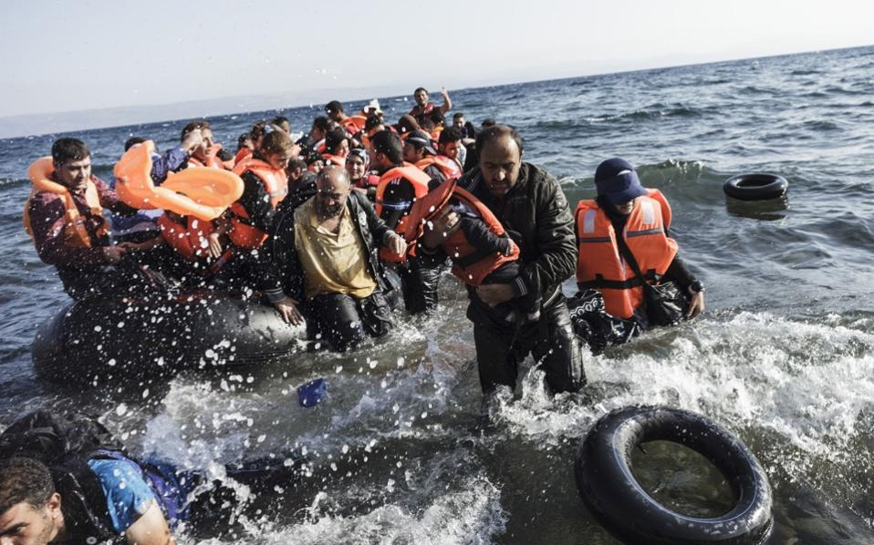 migrants_lesvos