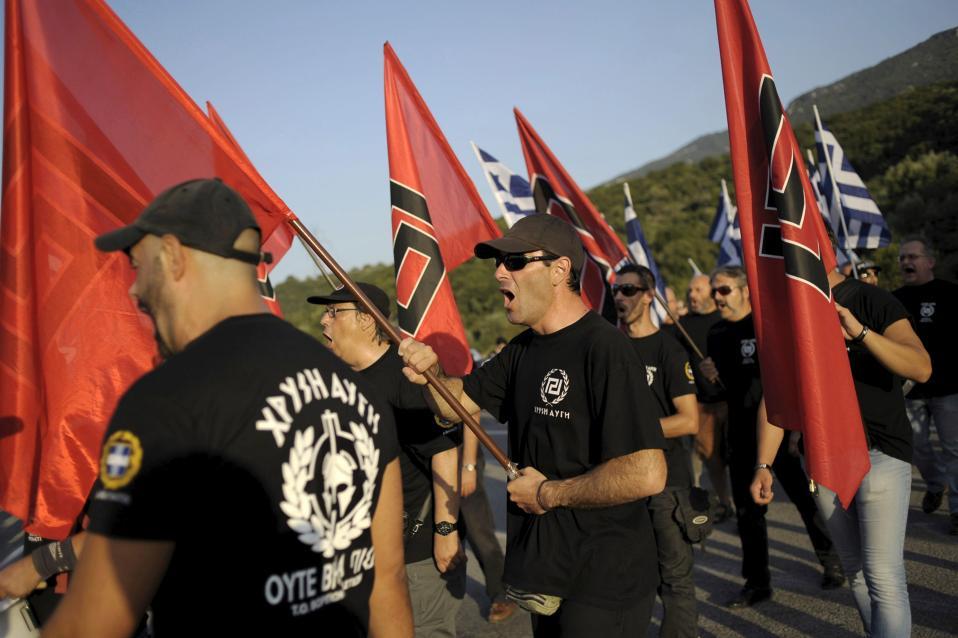 Far-right Golden Dawn exploits darker side of Greece's ...