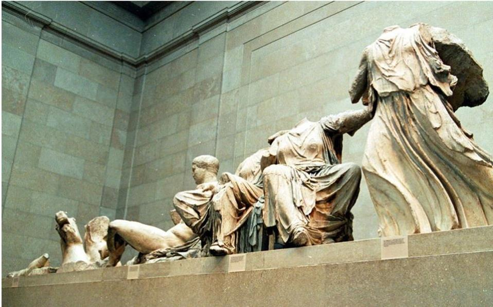 How the parthenon lost its marbles essay
