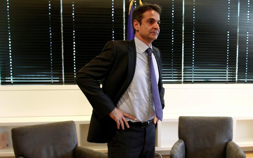 Newly elected New Democracy leader Kyriakos Mitsotakis has inspired hope among liberals in Greece, but also concern among the struggling centrist parties.