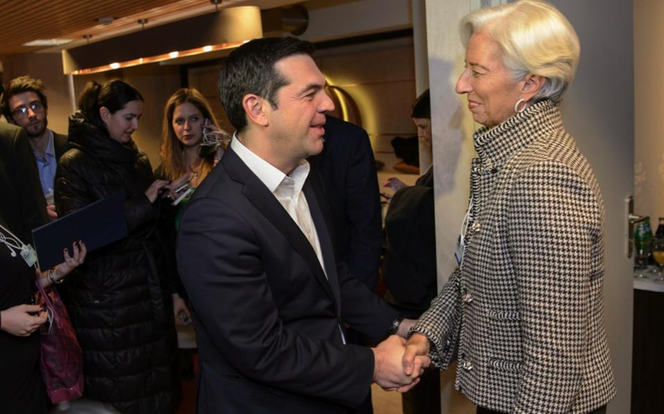 Image result for imf tsipras