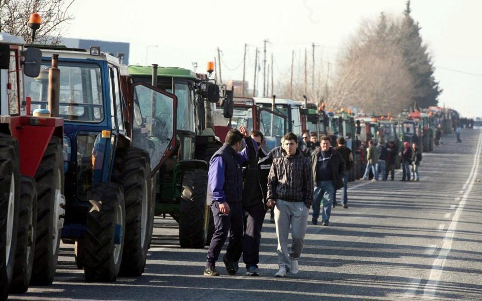 Yunanistan: Çiftçilerin Eylemleri İhracatçılara Günlük 30 Milyon Avroya Mal Oluyor
