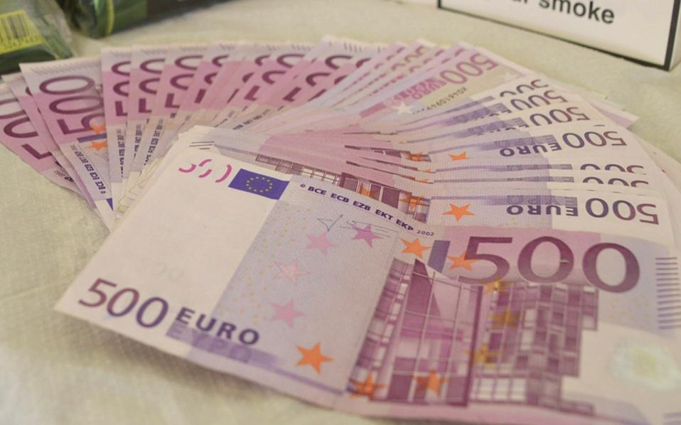 exchanging a 500 euro note with smaller bills can set you back five
