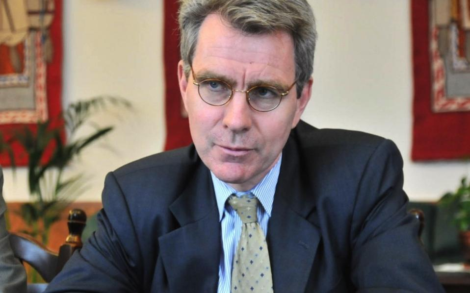 Image result for geoffrey pyatt