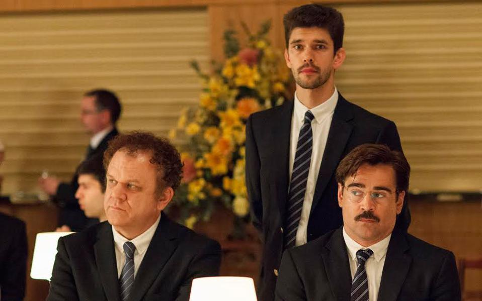 A scene from Yorgos Lanthimos's 'The Lobster.'