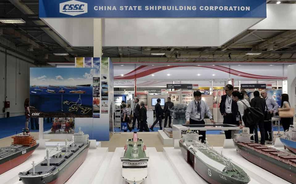 This year's Posidonia will host 19 national stands. The biggest participant will be China, whose presence at the exhibition will exceed 1,000 square meters.