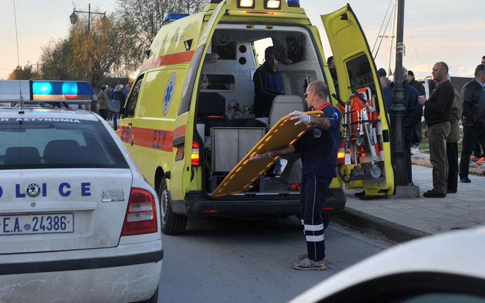 German woman dies in fatal crash near Lamia | News | ekathimerini com