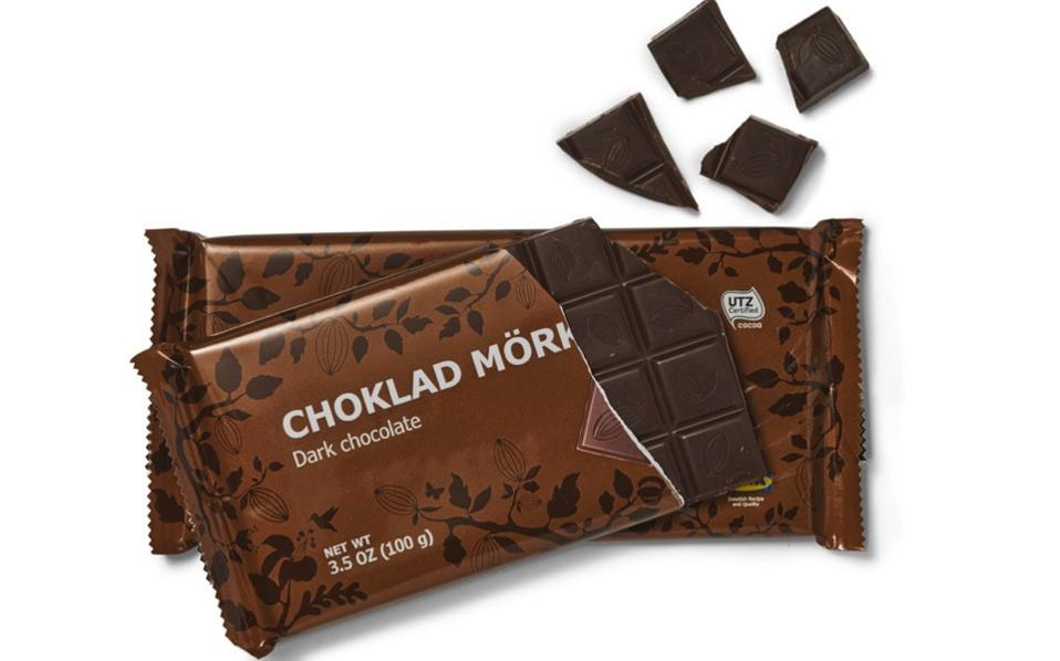 ikea recalls chocolate bars news
