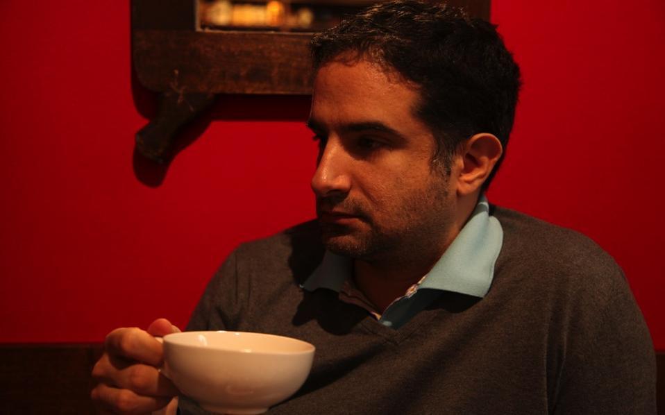 Alexandros Massavetas seen in a file photo.
