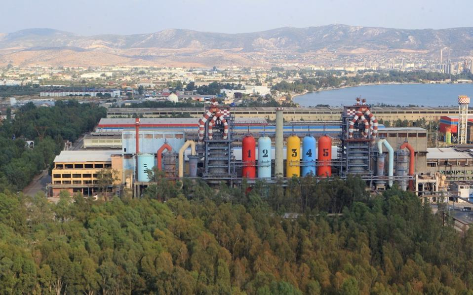 Steel producer Hellenic Halyvourgia – located in Elefsina and owned by the Manesis Group – was forced to close in 2014.