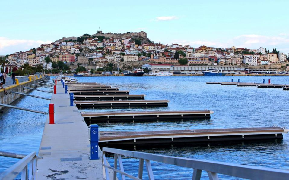 Kavala port aims to attract tourist vessels and pleasure boats