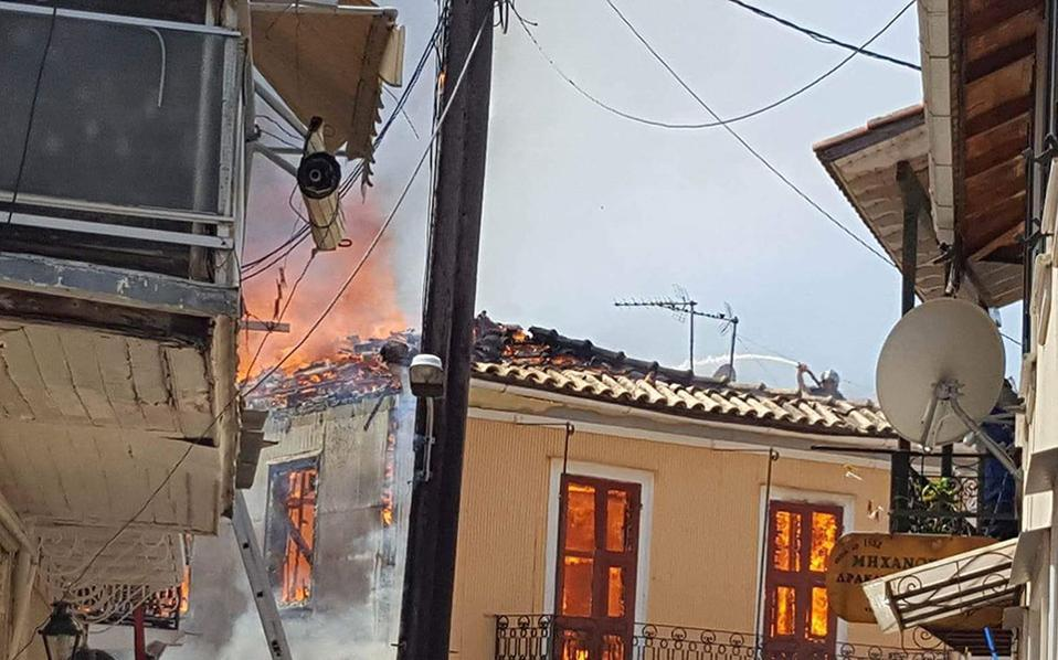 lefkada_old_town_fire