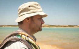 Makis Papadimitriou stars in 'Suntan.'