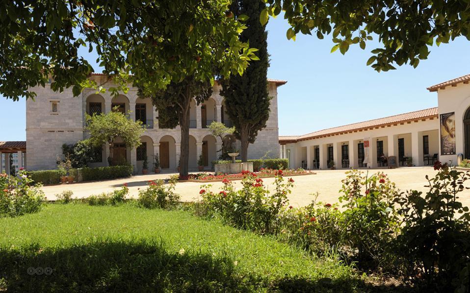 byzantinemuseumgarden