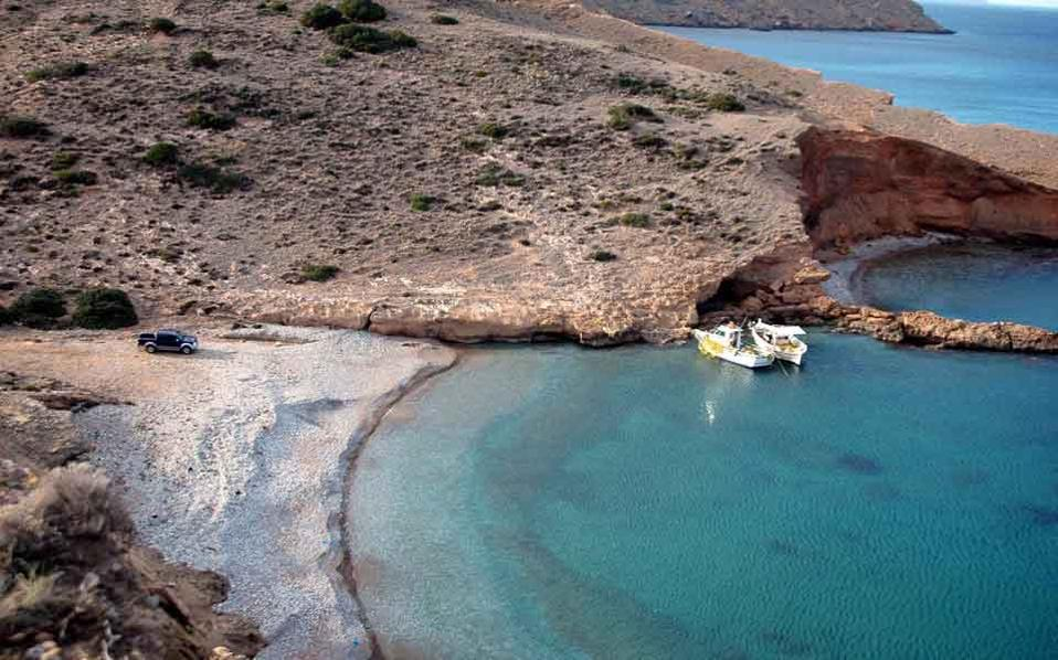 The record of the longest waiting period belongs to the investment at Cavo Sidero near Sitia, in eastern Crete. Minoan Group has been waiting since 1994 to develop the 26 square kilometer plot.