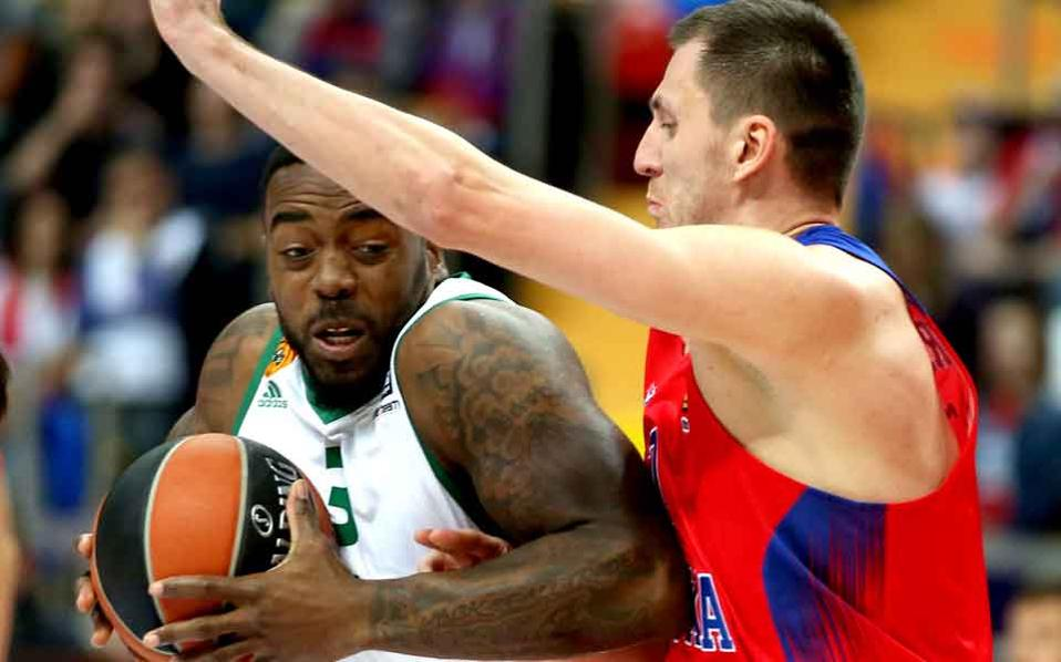 Cska Pao Photo: Greens All But Upset CSKA In Moscow, As Reds Thrash Efes