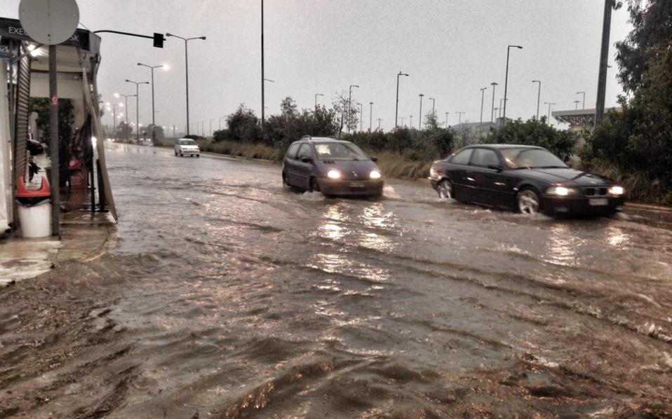 Western Parts Of Greece Bear Brunt Of Downpours News