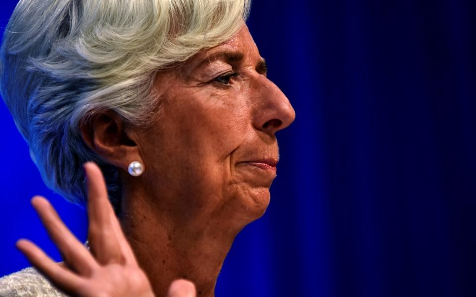 Lagarde: Greece hasn't done enough | News | ekathimerini.com