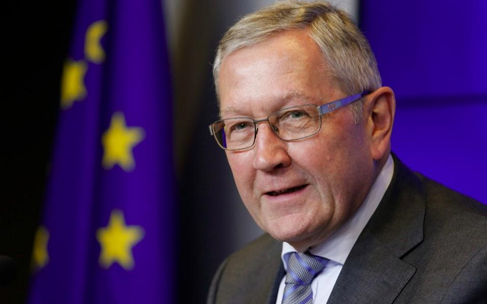 European Stability Mechanism Managing Director Klaus Regling