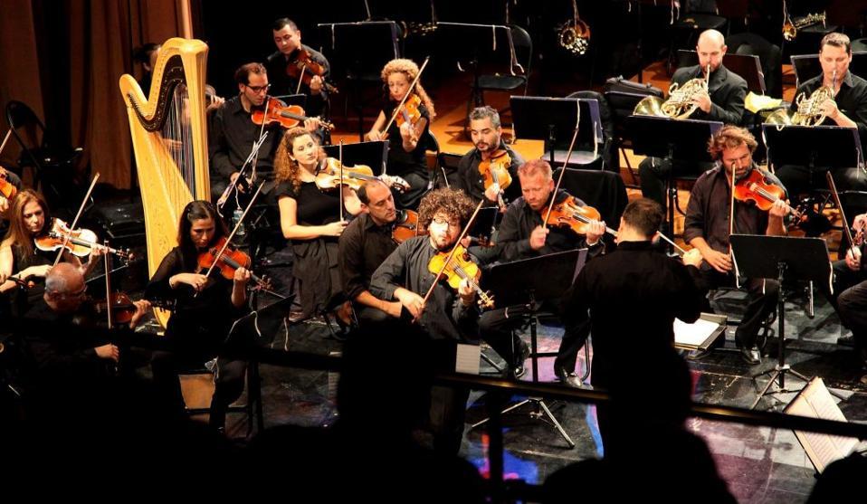 symfoniki