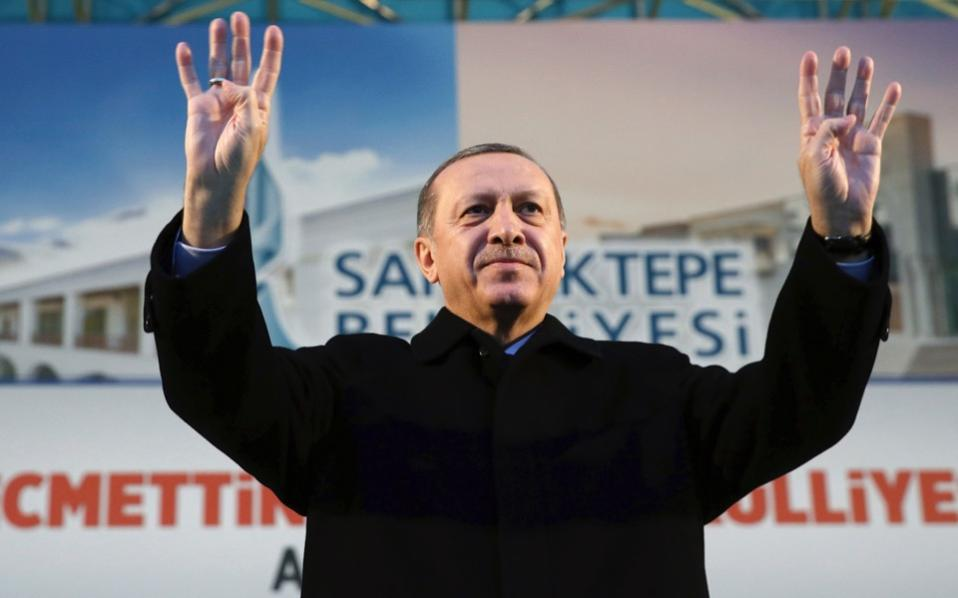 Turkey has not given up on EU but eyeing alternatives