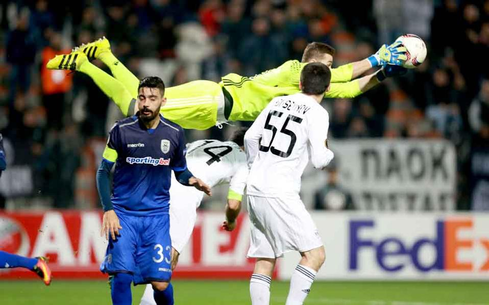 PAOK was once again unable to score against Qarabag.