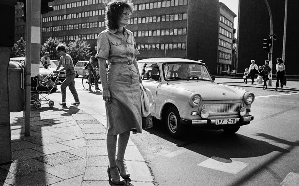 East Berlin, DDR, 1987.