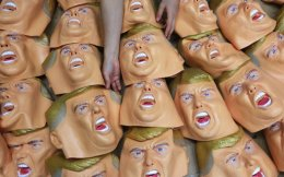 No one will be surprised if Trump turns out to be what he appears to be – indeed, that under the mask he may be even worse.