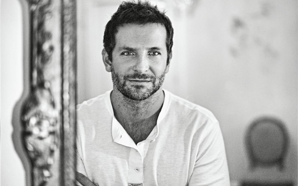American actor and producer Bradley Cooper.