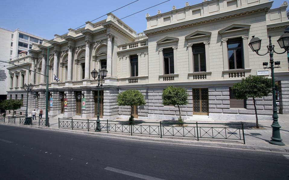 Architecture fans may be surprised by the sheer number of buildings Greece owes to Ziller, including the National Theater.