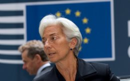 'Everybody revises… but it's a fact that Greece revises quite often and with significant variations,' noted IMF Managing Director Christine Lagarde.