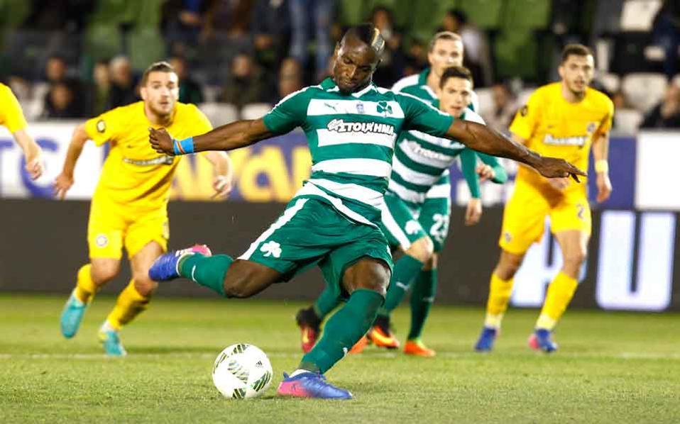 Paul-Jose Mpoku led Panathinaikos to a big win over Asteras.