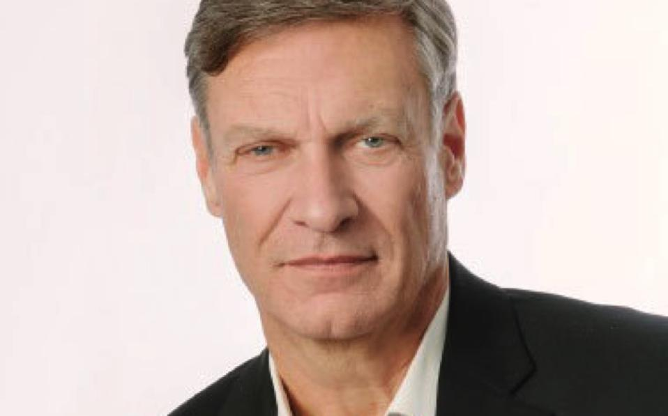 President Donald Trump's choice for US ambassador to the EU, Ted Malloch.