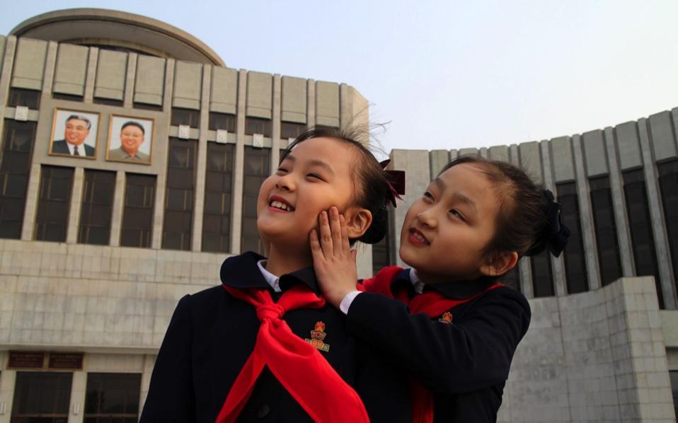 Vitaly Mansky's 'Under the Sun' is an unforgiving exposure of North Korea's powerful propaganda apparatus.