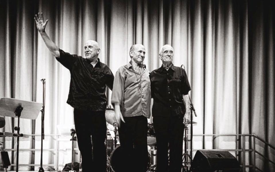 Photo: Dave Liebman Archive