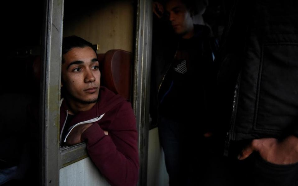 [Alexandros Avramidis/Reuters]