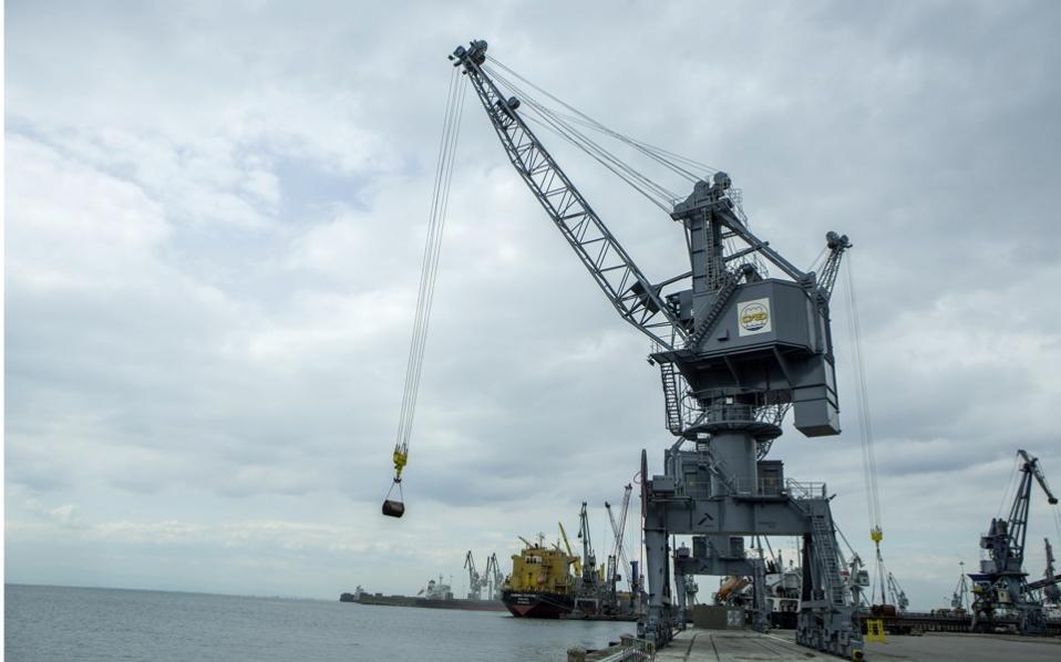 Deutsche Invest highest bidder for Greece's Thessaloniki Port