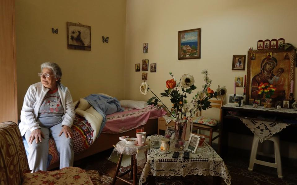 Greek Poverty Deepens During Seven Years Of Austerity