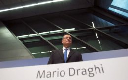 ECB chief Mario Draghi has said political statements will not suffice for Greece to join the QE program.