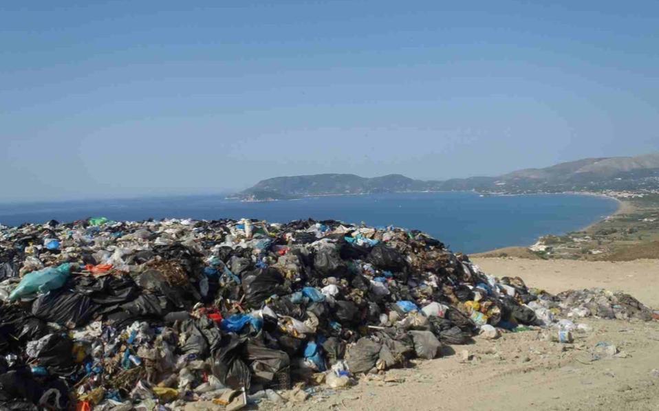 zakynthos-dump