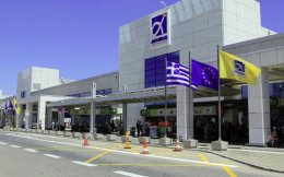 Part of the projected revenues will come from the extension of the Athens Airport concession.