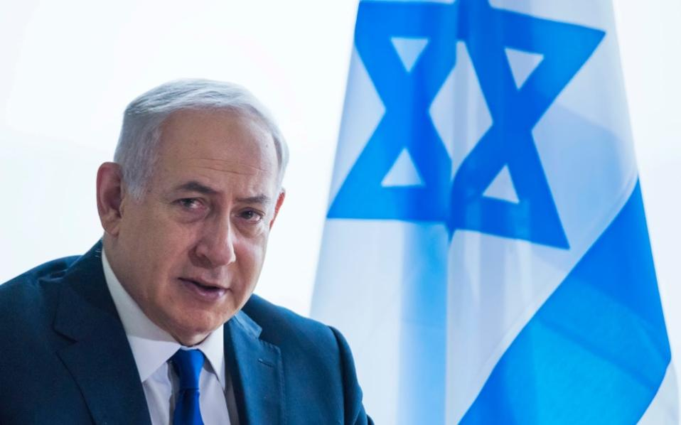 There is a 'natural partnership' between Greece and Israel, says the latter's Prime Minister Benjamin Netanyahu, pointing to recent cooperation in natural disasters.
