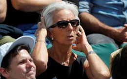 'The disbursement will only take place once debt relief is clearly articulated by the creditors,' IMF Managing Director Christine Lagarde stressed.