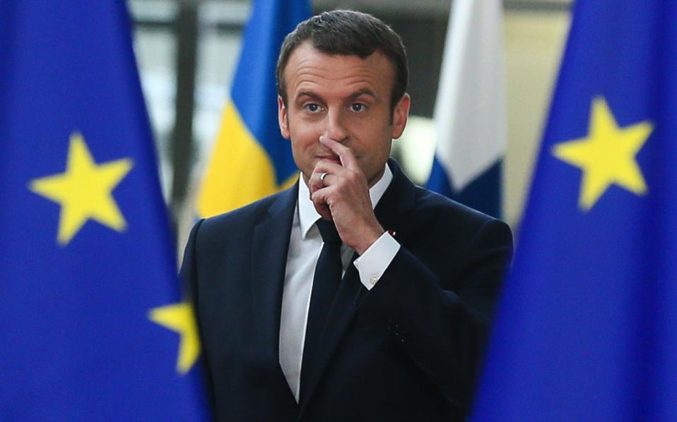 The True Meaning Of Emmanuel Macron Comment Ekathimerini Com