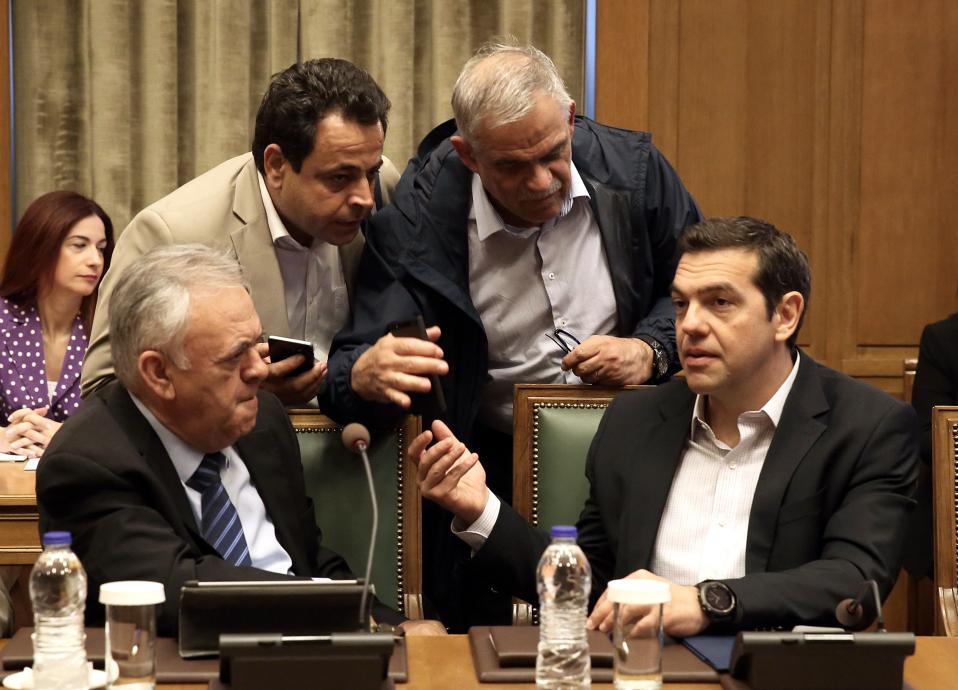 Greece gets 8.5 bln euros, plus promise of future debt relief