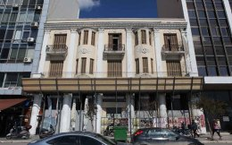 Olympos Naoussa in Thessaloniki has been sold to Grivalia Properties so as to become a boutique hotel.