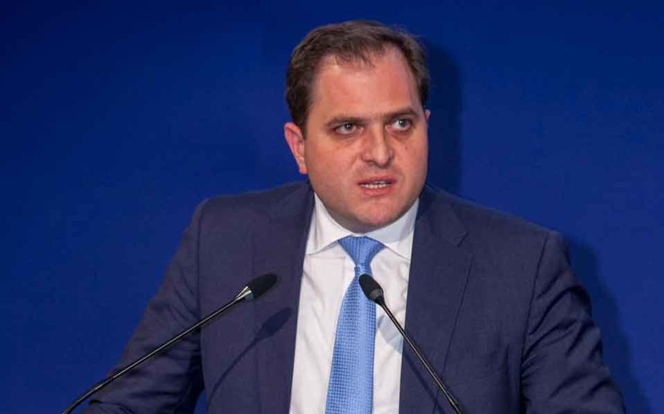 Independent Authority for Public Revenue head Giorgos Pitsilis