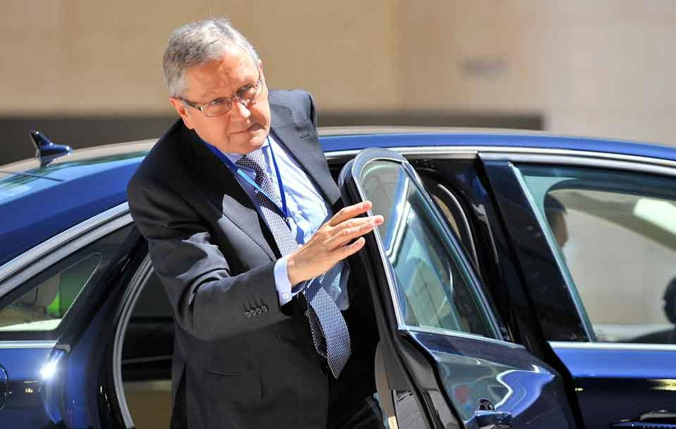 European Stability Mechanism Managing Director Klaus Regling