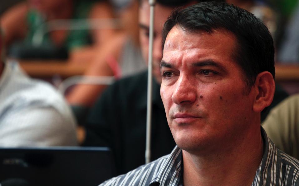 Pyrros Dimas says government made him leave Greece | News ...