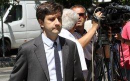Alternate Finance Minister Giorgos Houliarakis